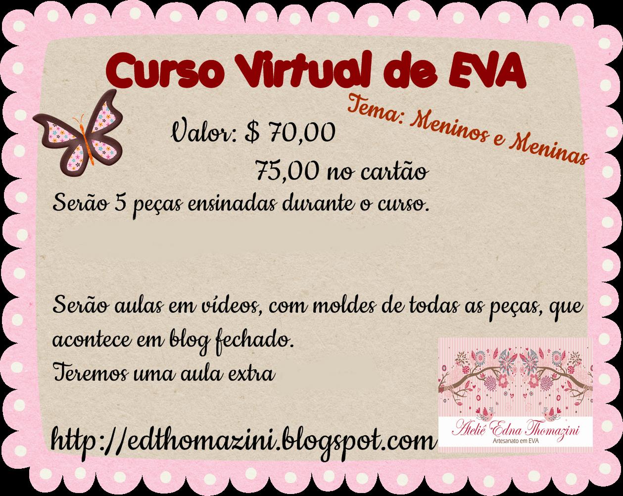 Curso Virtual Meninas e Meninos