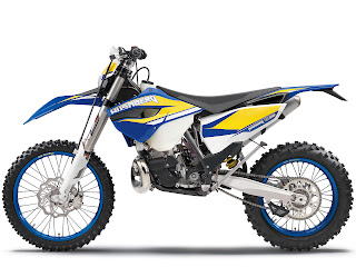 2013 Husaberg TE250 Gambar Motor 2