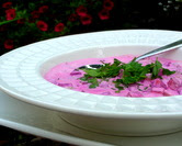 Summer Borscht (A Veggie Venture)