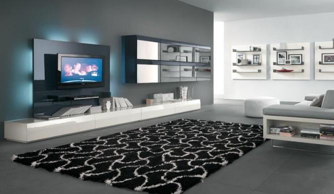 Modern Tv Wall Units Interior Design Ideas Modern