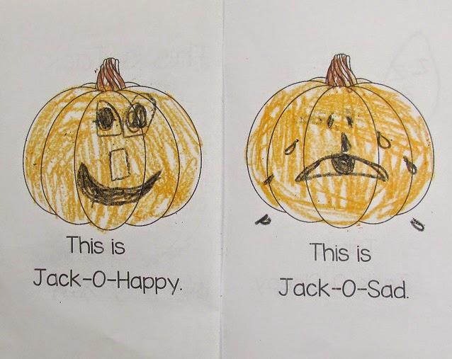 Kindergarten: Holding Hands and Sticking Together: Halloween Poem ...