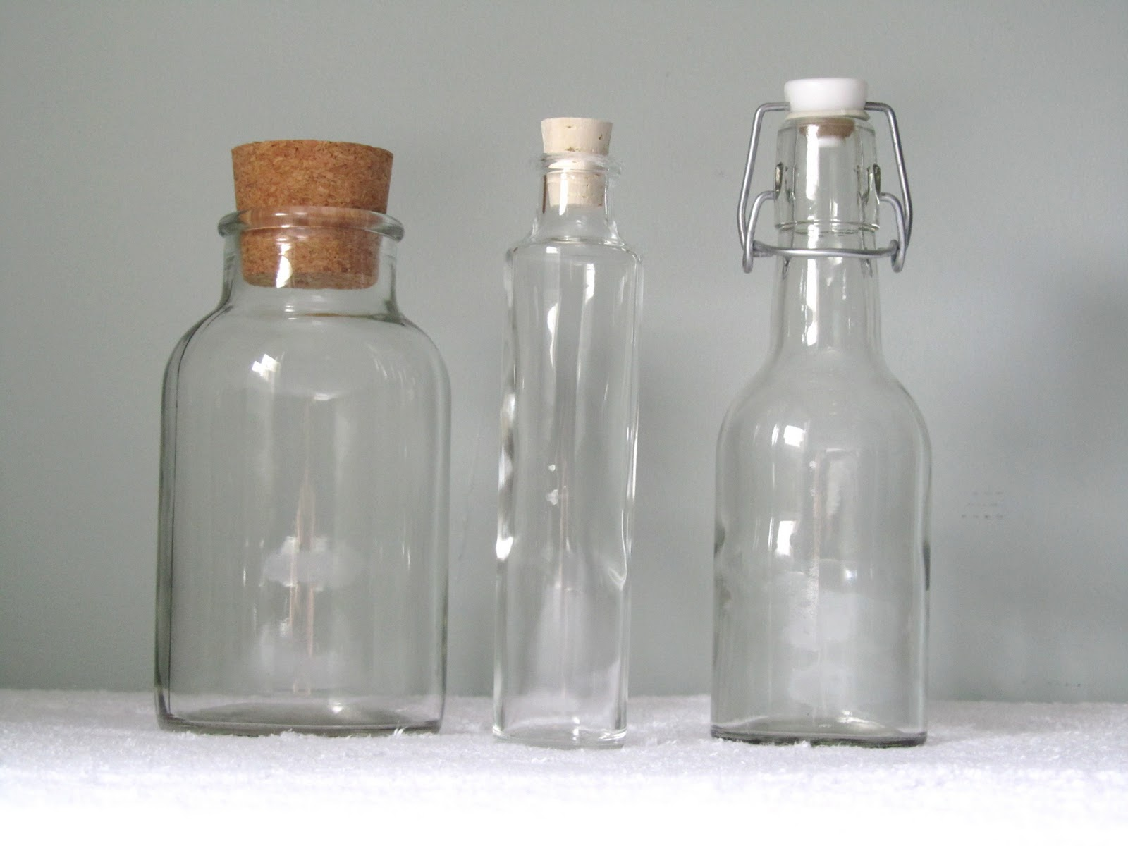 Decorative Glass Bottles And Jars Viewing Gallery
