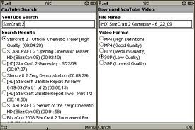 Youtube v1.04 Handler For Java Support Phone
