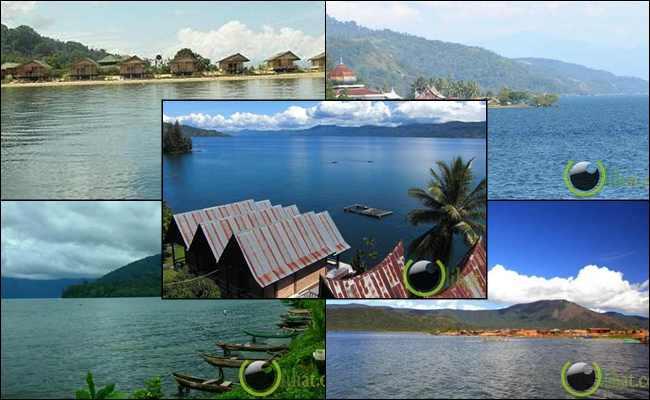 7 Danau yang paling Terdalam di Negara Indonesia
