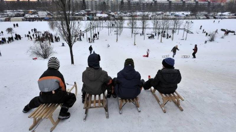 berlin neige luge