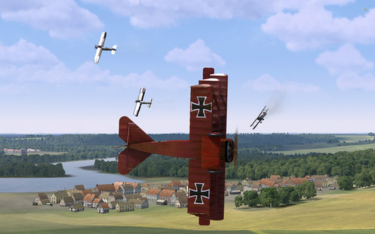 Download Rise of Flight Channel Battles Edition PC
