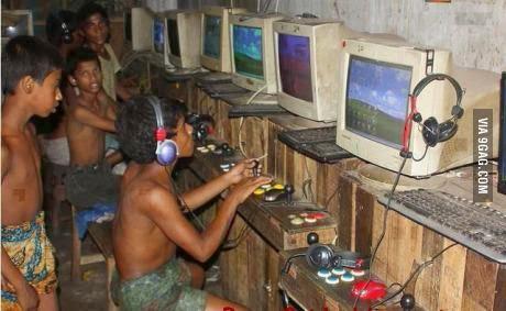 Kafe Internet