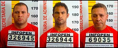 Bruno Fernandez en la carcel