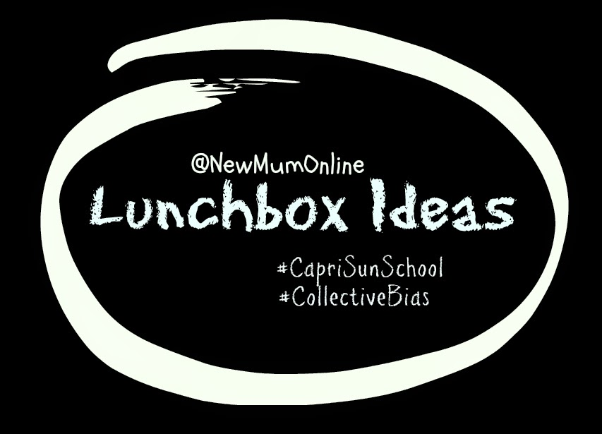 LunchBox Ideas from #CapriSunSchool #CollectiveBias and NewMumOnline