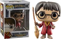 Funko Pop! Harry Potter Quidditch