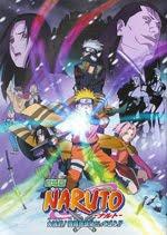 Ver online descargar Naruto la película: ¡El rescate de la princesa de la nieve! sub español