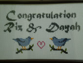 Cross Stitch Greetings