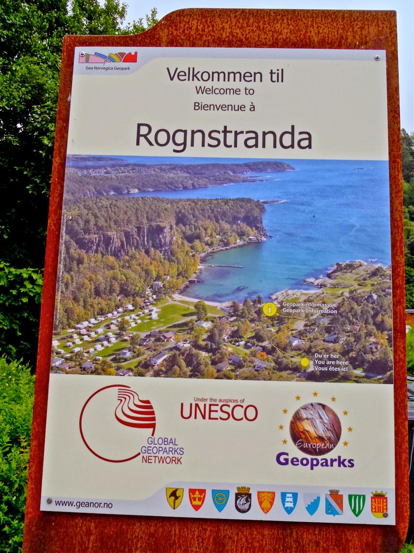 Cartel de Rognstranda