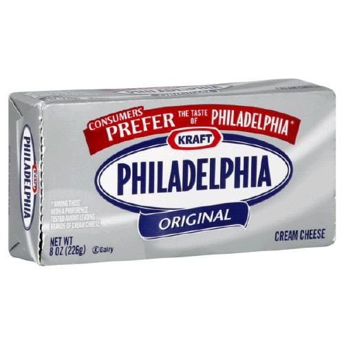 Cheese Cake With  Packagae Philidelphia Cheese