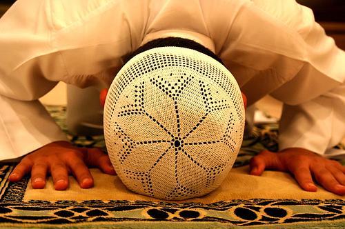 Niat-Niat Shalat Wajib dan Sunnah Lengkap