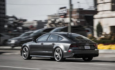 2016 Audi S7 Quattro Review
