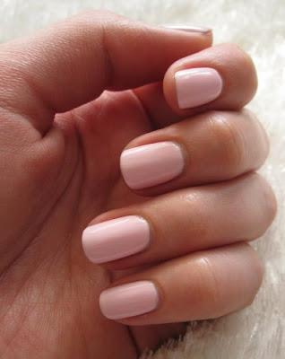 [Nagellack] Manhattan 51T Baby Pink - Nails Reloaded By Naileni - Mein Blog U00fcber Nagellack Und ...