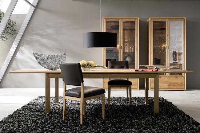 Dise o de comedores modernos por h lsta dise o y muebles for Disenos de comedores