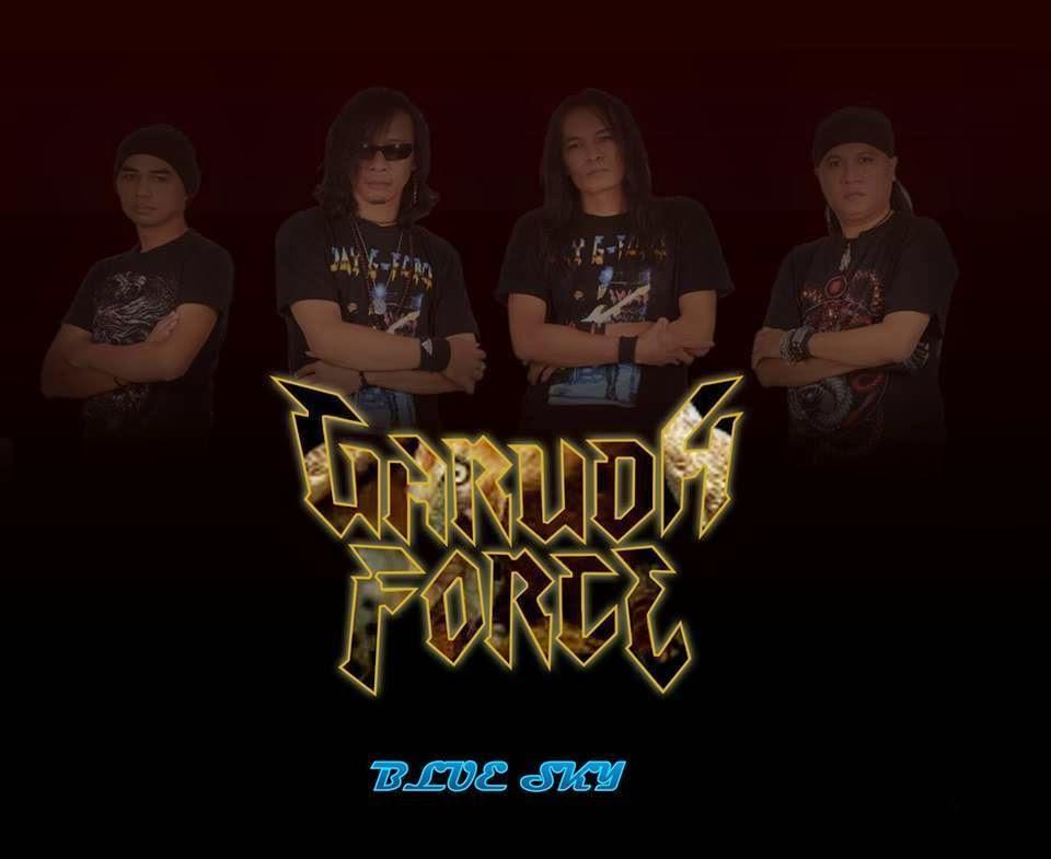 Blue Sky EP 2014 Garuda Force