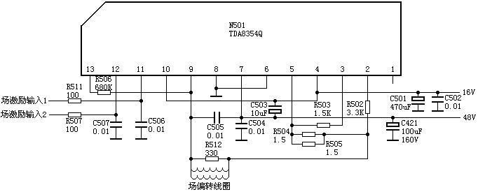 Skema IC vertikal