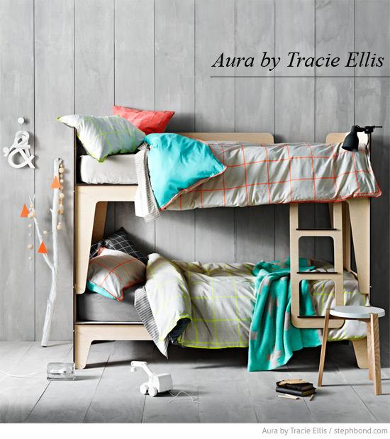 Bondville 18 kids 39 bed linen favourites for spring 2014 for Tracie ellis bedding