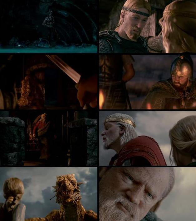 Beowulf 2007 Dual Audio Hindi 480p BluRay 350mb