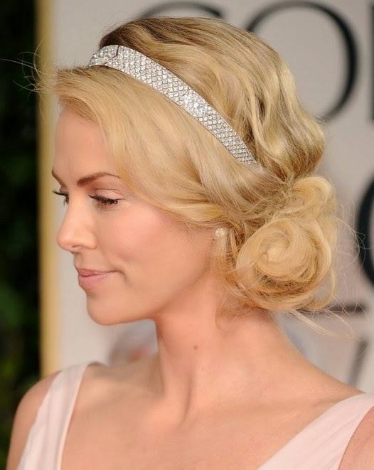 Headband hairstyles 1