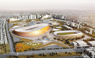 New Stadium Addis Ababa