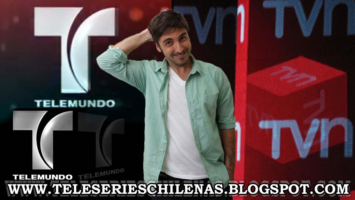 Elizabeth Gutierrez Y David Chocarro teleseries chilenas: j...