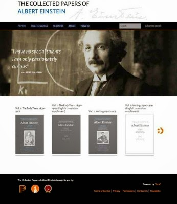 Thousands Of Unreleased Documents Featuring Einstein's Life Work Released Online For Free