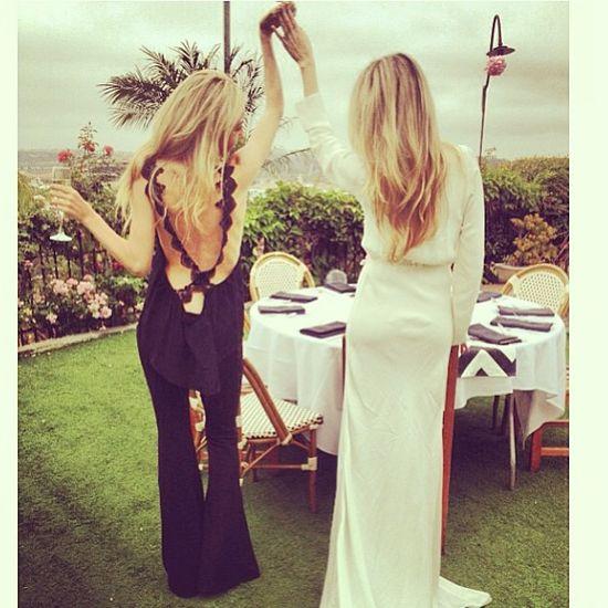 E l l e s a p p e l l e this week 39 s inspirations for Stone cold fox wedding dress