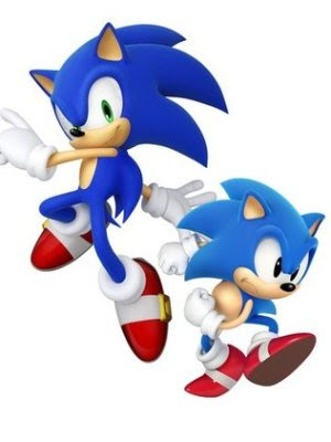 Sonic Generations - Video do jogo