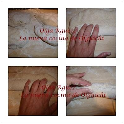 Baguette francesa con poolish ii la nueva cocina de olguichi for La nueva cocina francesa