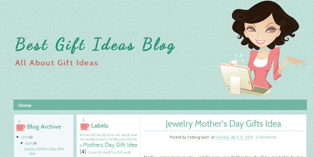 Mommy Blogger Template