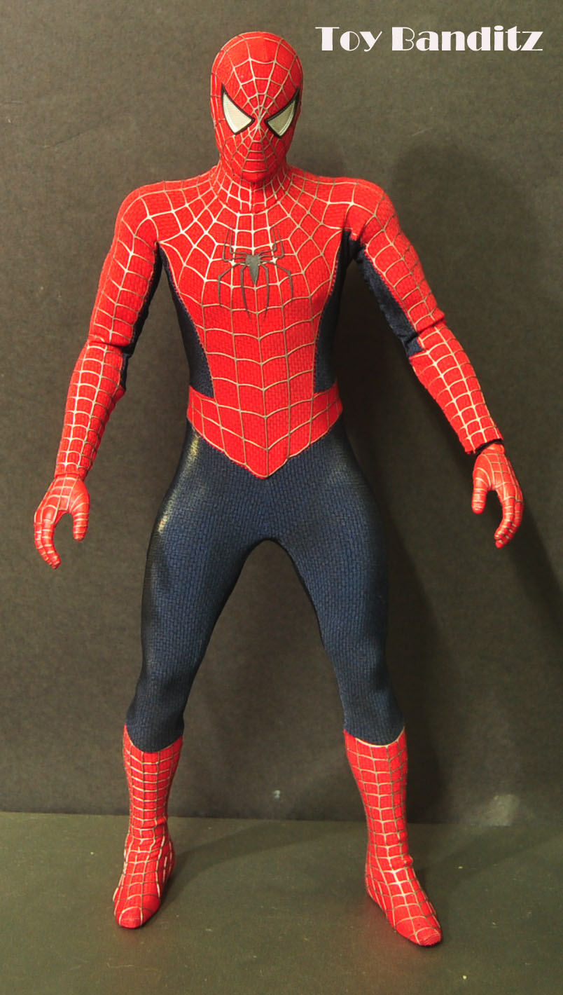 Toys For 5 : Toy banditz spiderman by hot toys