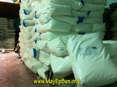 Polymer Cation cho máy ép bùn khung bản, băng tải...