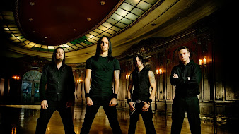 #3 Bullet For My Valentine Wallpaper