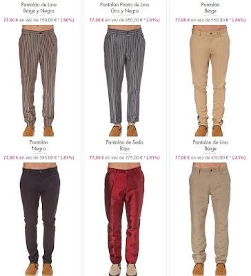 pantalones dolce Gabbana