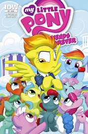 MLP Friends Forever #11 Comic