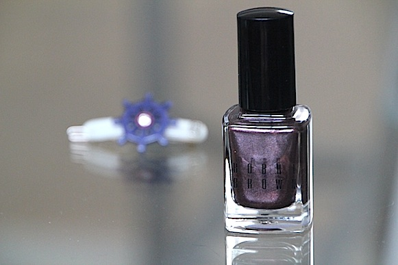 bobbi brown collection maquillage automne 2012 vernis à ongles twilight test swatch