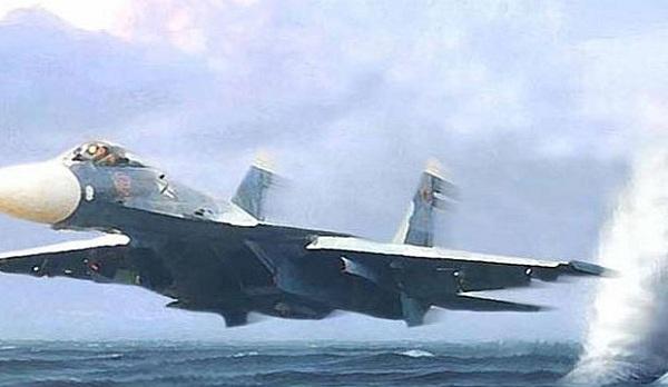 Ρωσικά αεροσκάφη εναντίον αμερικανικού αντιτορπιλικού! (ΒΙΝΤΕΟ)