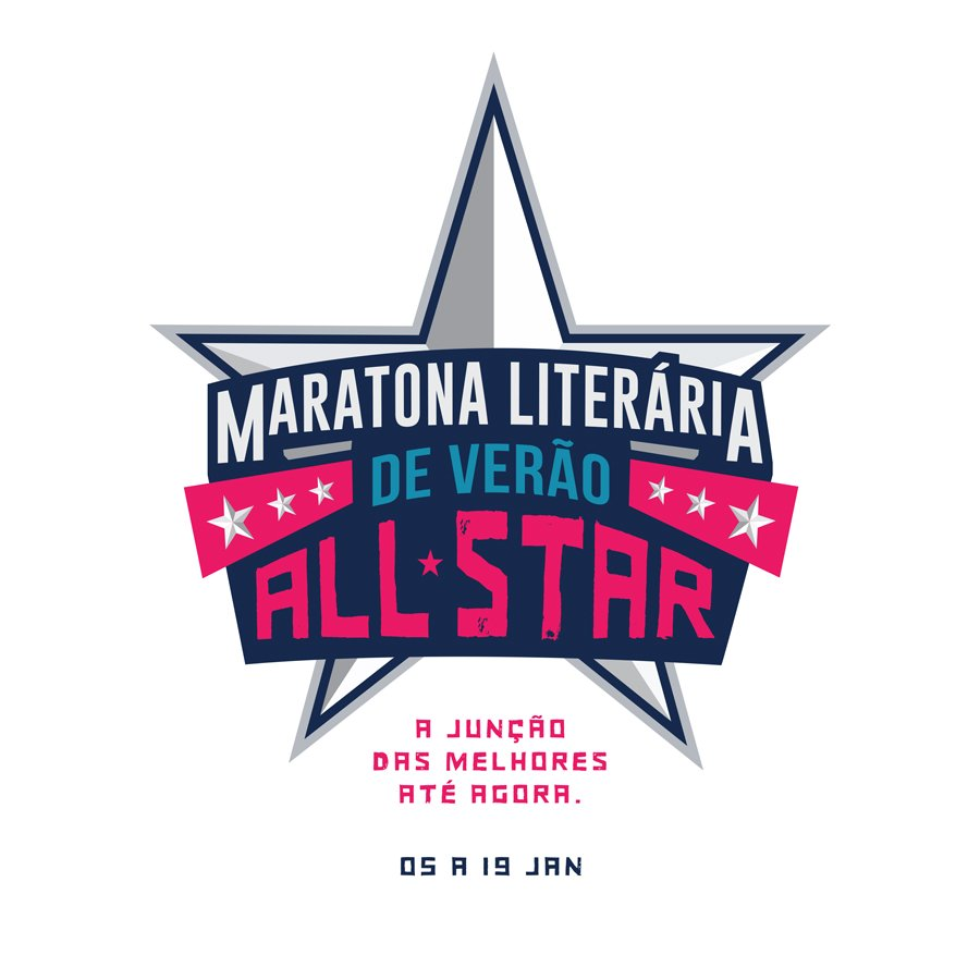 Maratona Literária de Verão All Star