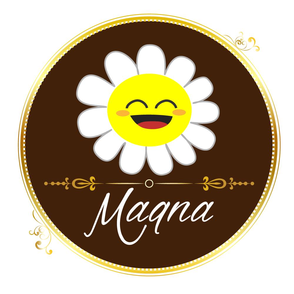 Logo Pertama MaQna Shop