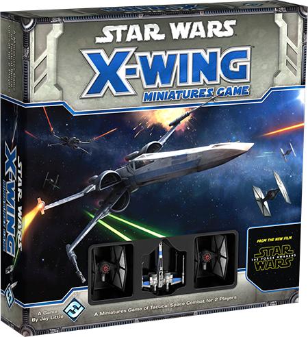 X-WING FORCE AWAKENS GAME