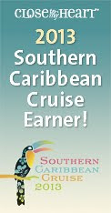 I EARNED the Southern Caribbean Cruise!!