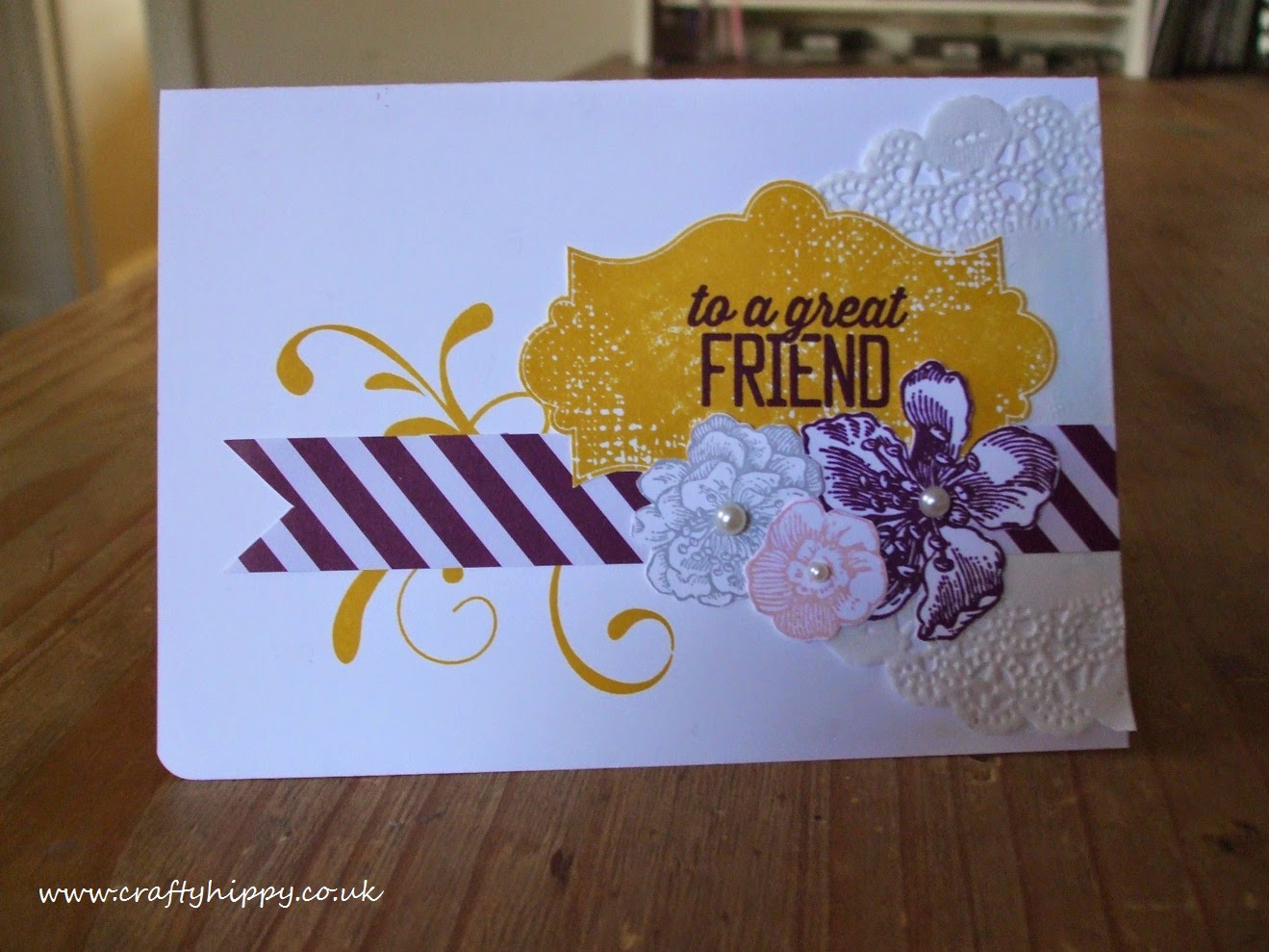 Everything Eleanor, Stampin' Up!