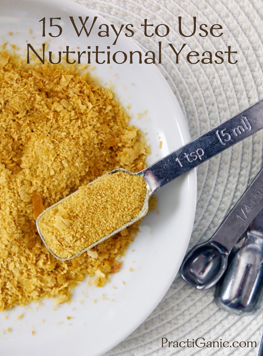 15 Ways to Use Nutritional Yeast