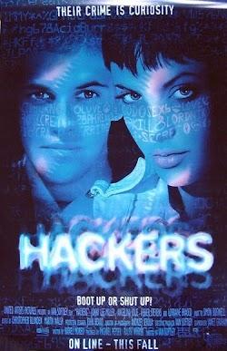 Hackers - Hackers (1995) Poster