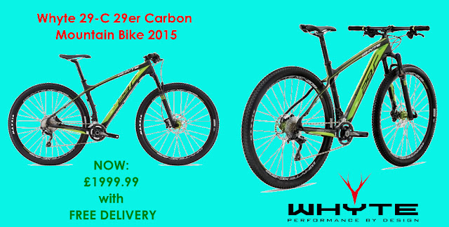 2015 Mountain Bike: Whyte 29-C 29er Carbon