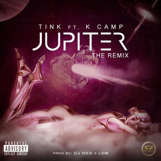 Tink - Jupiter (Remix) (Feat. K. Camp)